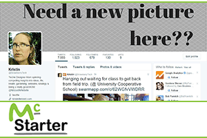 Making a Twitter Header Image Quickly and Affordably