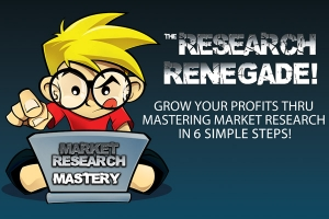 The Research Renegade – Market  Research Mastery