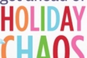 Holiday Organizer
