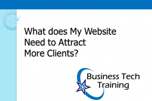 How Your Website Can Turn More Visitors into Clients