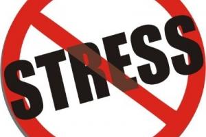 Kick STRESS to the Curb